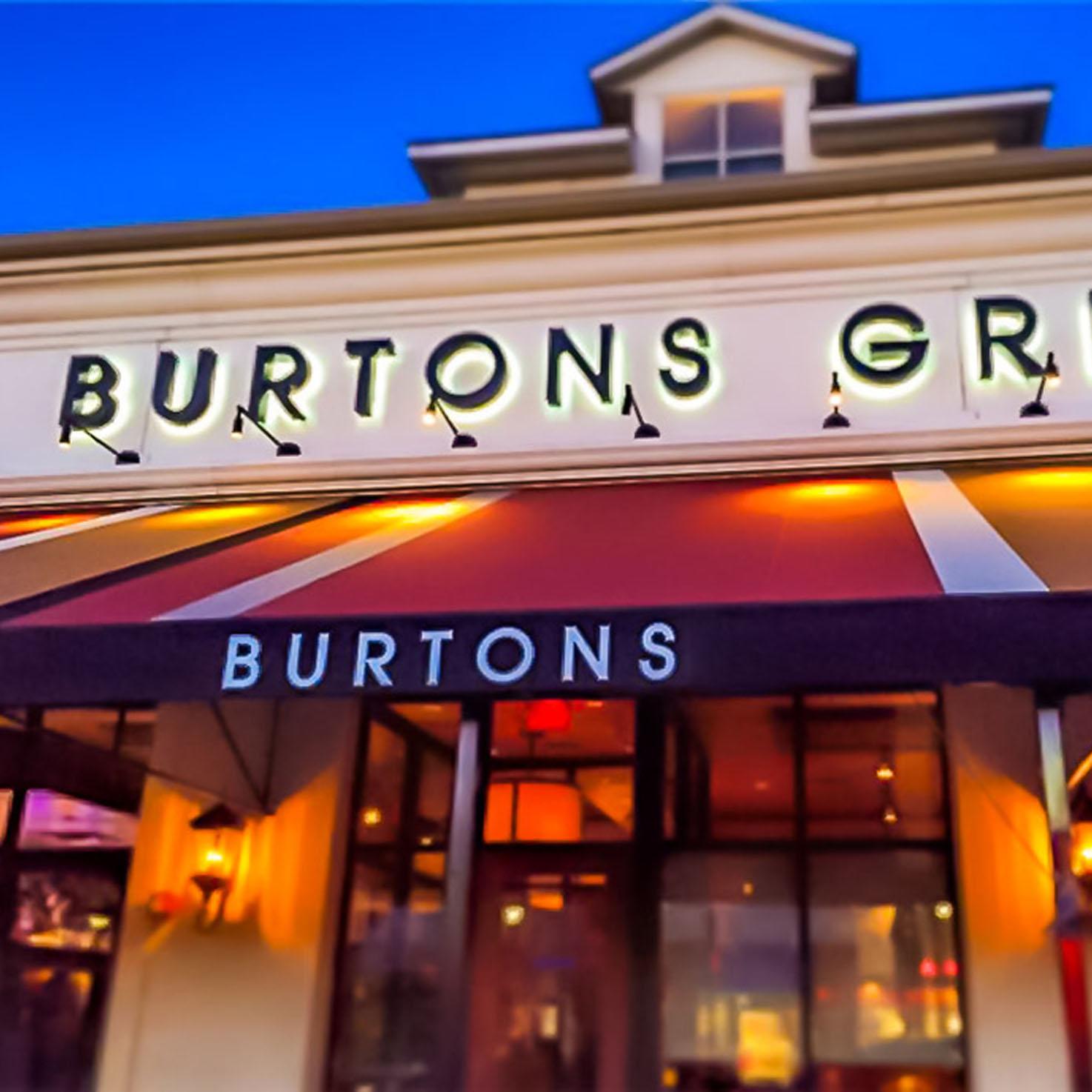 Manchester   Burtons Grill   Burtons Grill